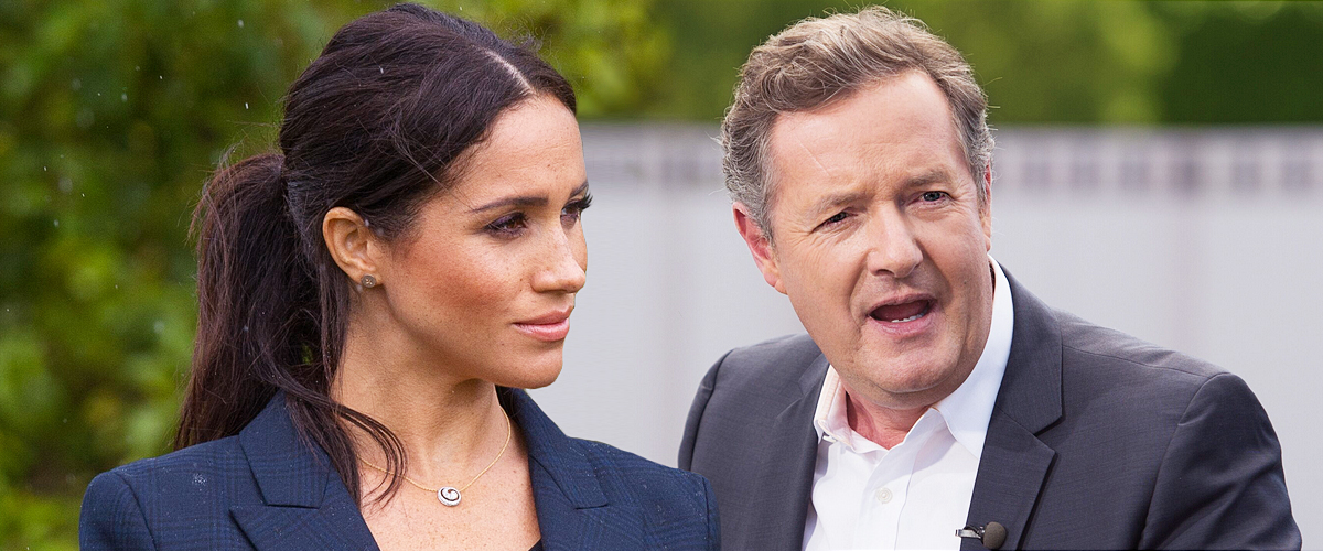 Meghan Markle Slammed by Piers Morgan over Her Guest-Editing September's Issue of Vogue
