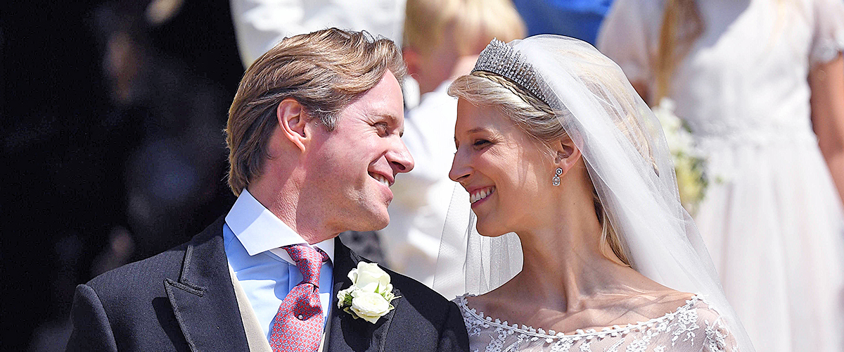 Lady Gabriella Wears a Diamond Bridal Tiara Also Worn by Her Mum and Late Grandmother on Their Wedding Days