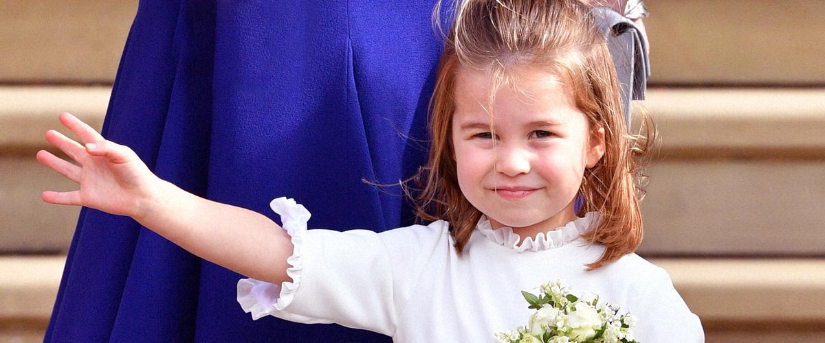 Prince William Calls Princess Charlotte by a Cute Nickname (Video)