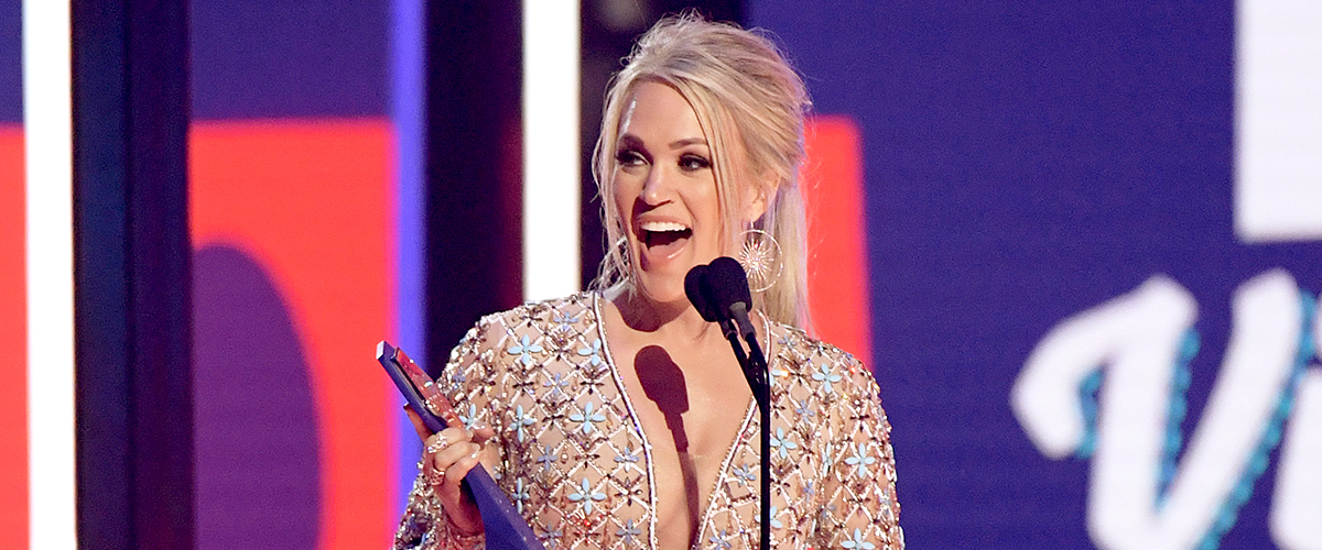 Carrie Underwood Wins 20th CMT Award and Continues Her Historical Run