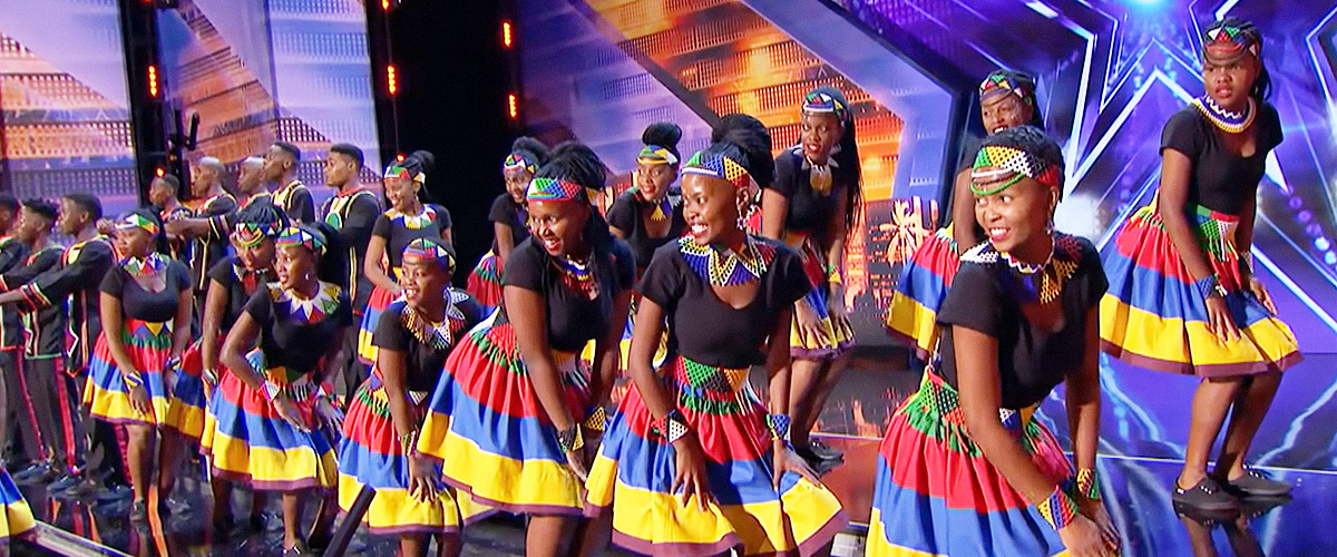 Young African Choir Stuns AGT Audience and Judges with Their Powerful Performance