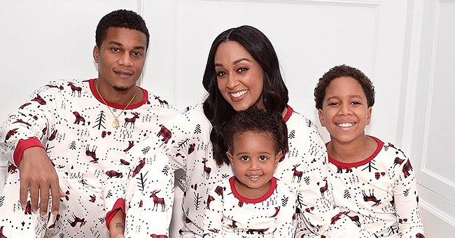 How Tia Mowry and Cory Hardrict Celebrated Halloween with Their Kids Cree and Cairo — Photos Here