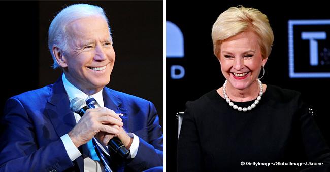 John McCain's Widow Reacts to Reports about Her Family Endorsing Joe Biden's 2020 Race