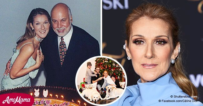 Céline Dion is a proud mom of 3 wonderful sons – meet all of them