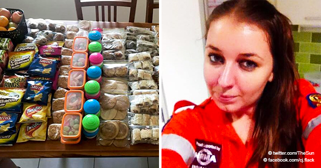 Mom Reveals How She Feeds Her Family for Just $15 a Week - It Only Takes Her 4 Hours a Month