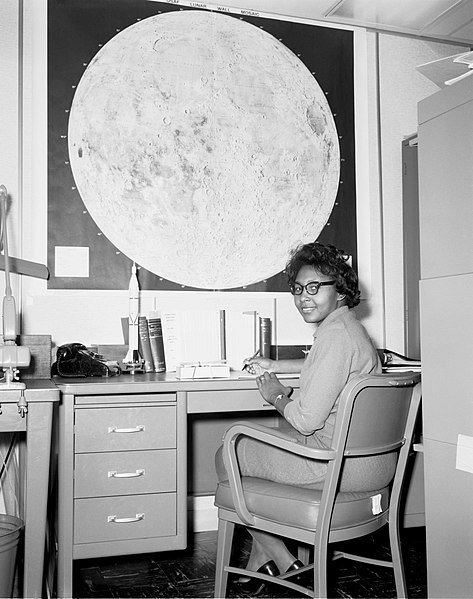 Jeanette A. Scissum, Scientist and Mathematician at NASA Marshall | Source: Wikimedia Commons