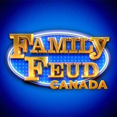The loggo of family fued Canada | Photo:Twitter