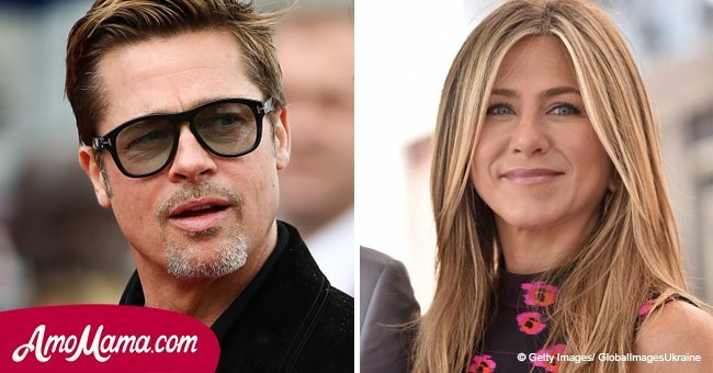 Brad Pitt reacts to Jennifer Aniston split after months of their rumored reunion