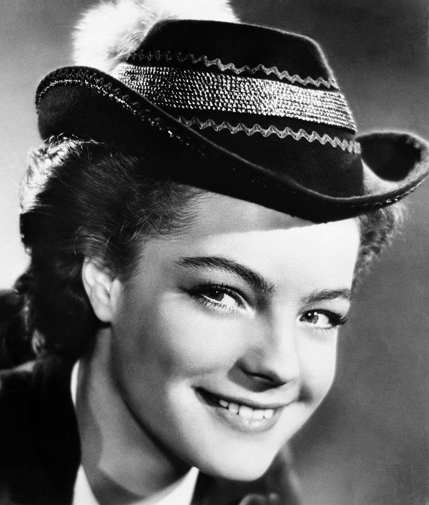L'incontournable Romy Schneider. l Source : Getty Images