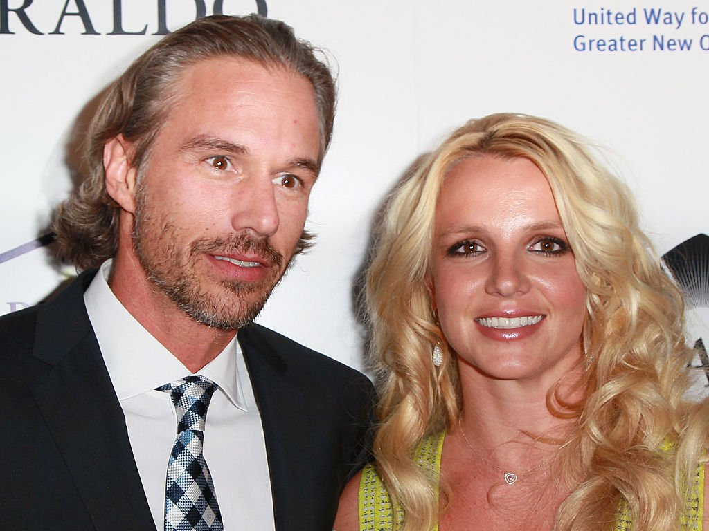 """Recording artist Britney Spears and agent Jason Trawick attend An Evening of """"Southern Style"""" at a private residence on May 11, 2011.   Photo: Getty Images"""