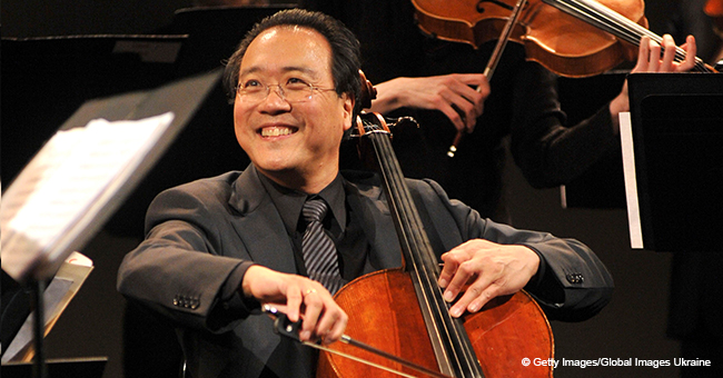 World-Renowned Cellist Yo-Yo Ma Performs Bach near Southern Border to Help Connect Cultures