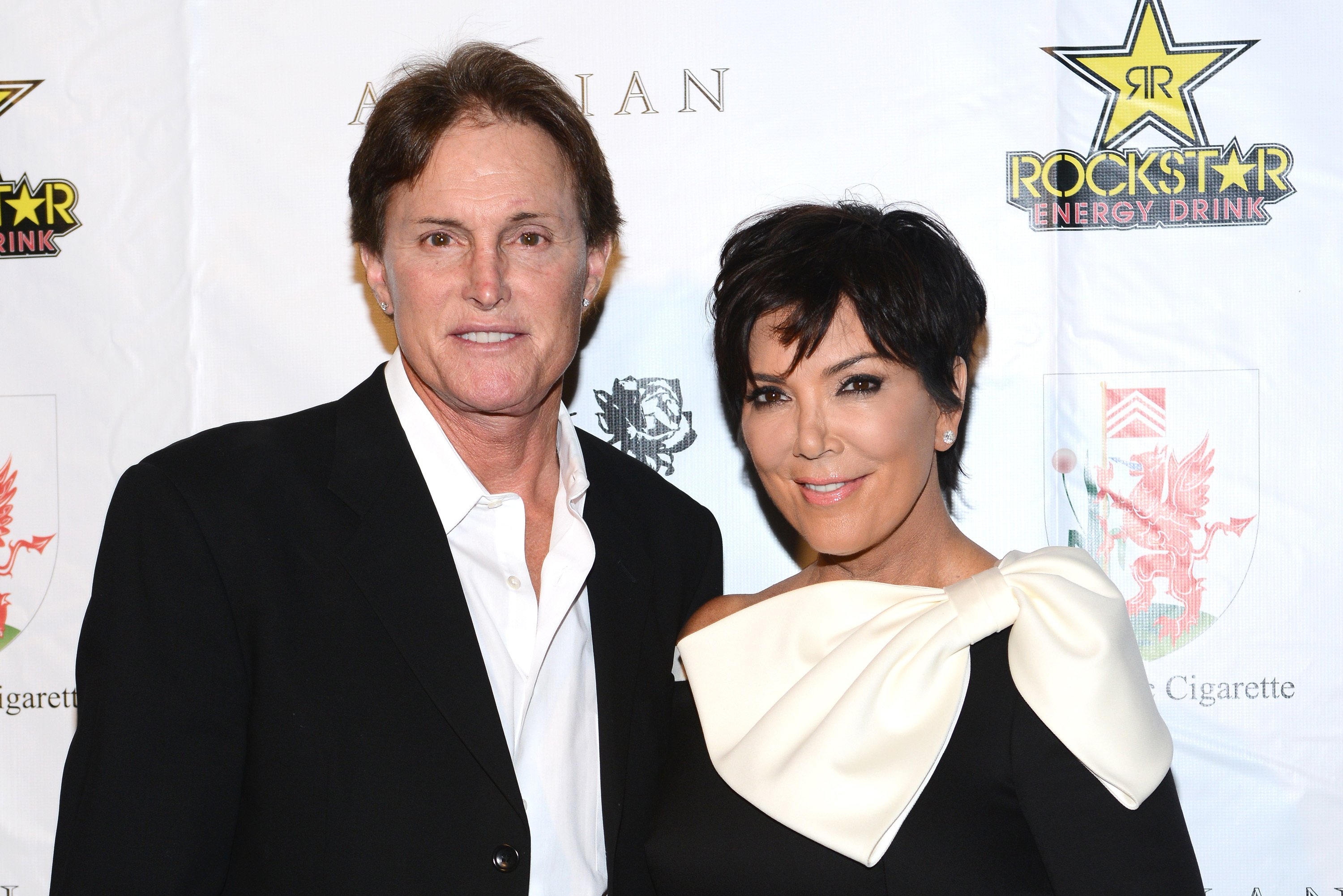 Bruce and Kris Jenner at the Brent Shapiro Foundation: The Summer Spectacular in 2012 Source: Getty Images