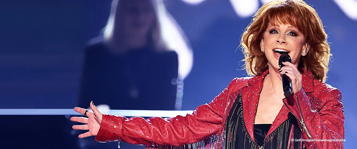Reba McEntire Turns Heads in a Red Jacket While Singing New Song 'Freedom' at the 2019 ACM Awards