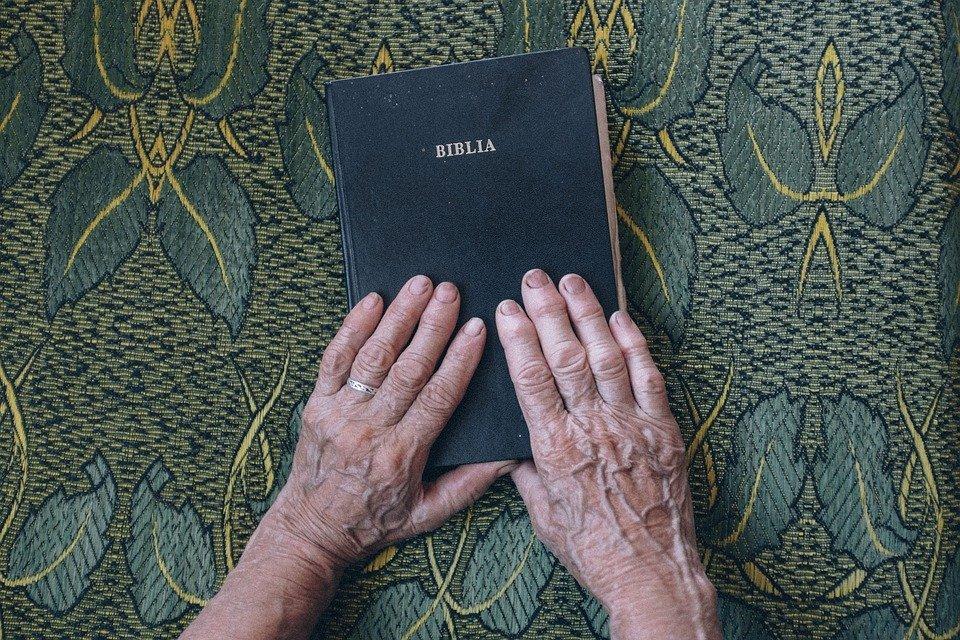 Manos de anciana / Imagen tomada de: Pixabay