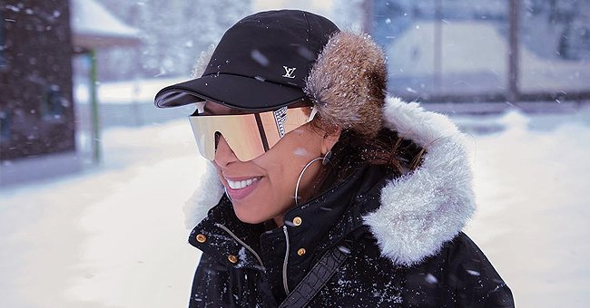 Steve Harvey's Wife Marjorie She Shares More Cute Photos from Ski Trip with Her Grandkids