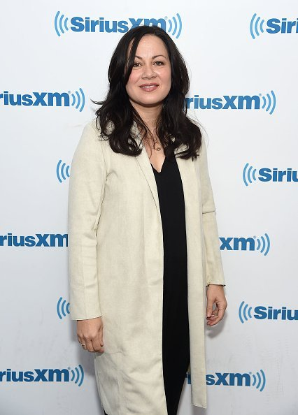 Shannon Lee visits SiriusXM at SiriusXM Studios on March 28, 2019 in New York City | Photo: Getty Images