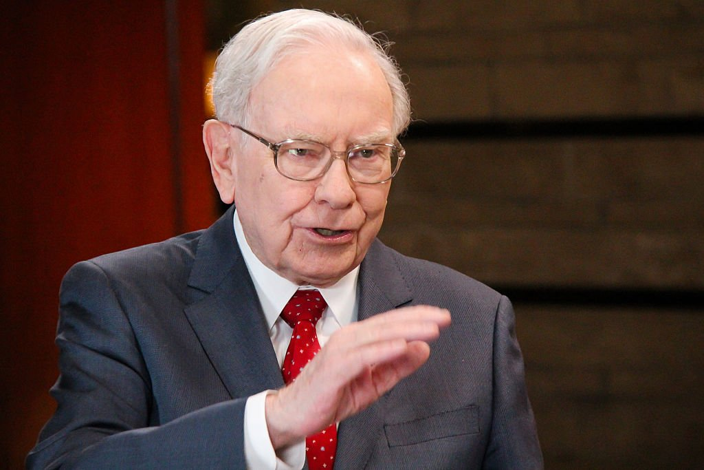Warren Buffett, in an interview with Squawk Box on February 29, 2016 | Photo: Getty Images