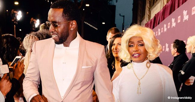 Diddy wishes happy birthday to his 'beautiful, strong and intelligent mother' in touching post