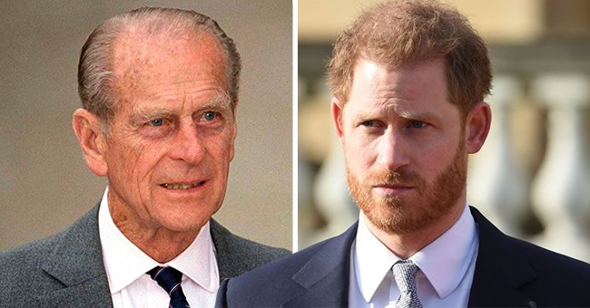Prince Harry Returns to the UK for First Time in over a Year to Attend Prince Philip's Funeral