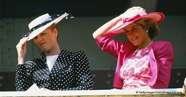Sarah Ferguson Pays a Heartwarming Tribute to Diana by Sharing a Lovely Picture of Them Together