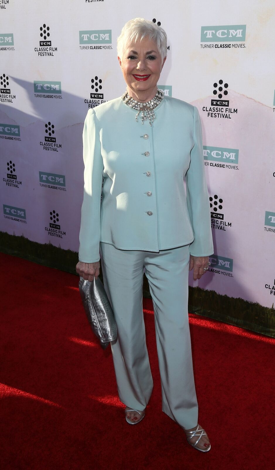 Actress Shirley Jones attends the 2015 TCM Classic Film Festival Opening Night Gala at the TCL Chinese Theatre IMAX on March 26, 2015 | Photo: Getty Images