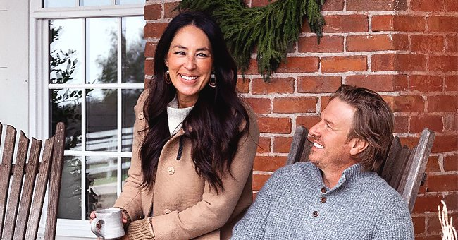 Joanna Gaines Shares New Video of Son Crew Skiing for the First Time and He's Getting so Big
