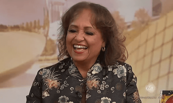"Daphne Maxwell Reid during her interview with ""Windy City Live"" 