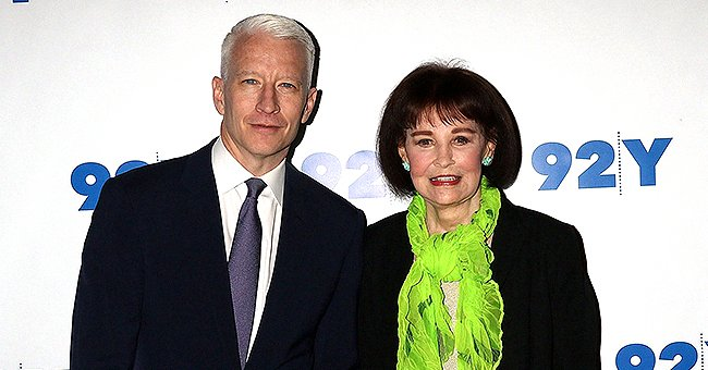 Anderson Cooper's Mom Gloria Vanderbilt Helped Him Decide to Become a Dad Before Her Death