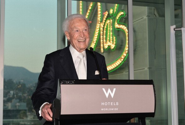 Bob Barker at Drai's Hollywood on September 19, 2013 in Hollywood, California | Photo: Getty Images