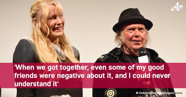 Neil Young finally confirms his marriage to Daryl Hannah