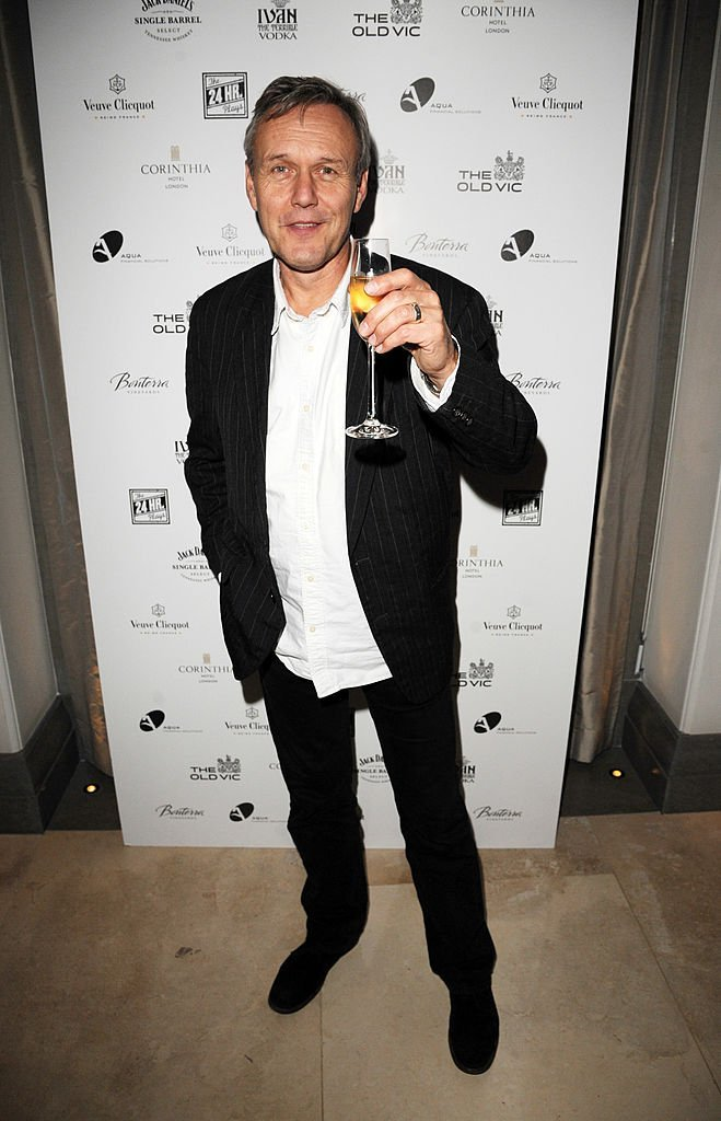 "Anthony Head attends the post-show party of ""The 25th Hour"" in London, England on November 13, 2011 