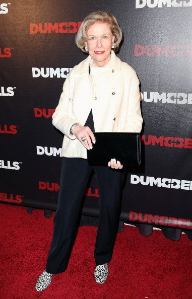 """Actress Nancy Olson attends the premiere of GoDigital's """"Dumbbells"""" at SupperClub Los Angeles on January 7, 2014 in Los Angeles, California 
