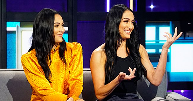 'Total Bellas' Stars Brie & Nikki Bella's Baby Shower Plans Stun Their Mom Kathy — Here's Why