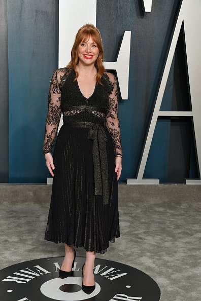 Bryce Dallas Howard at Wallis Annenberg Center for the Performing Arts on February 9, 2020 in Beverly Hills, California. | Photo: Getty Images