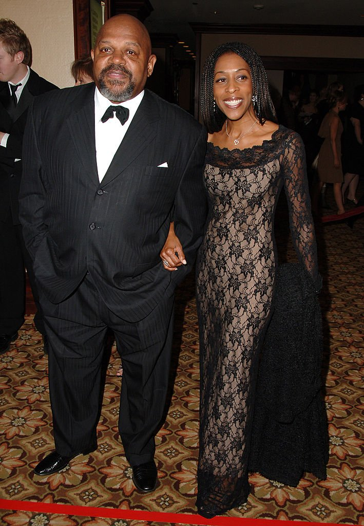 Charles S. Dutton and Debbi Morgan during the 59th Annual Directors Guild of America Awards | Photo: Getty Images