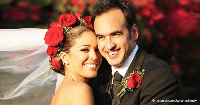 Amor real: una mirada al romance entre Karla Martínez y Emerson Peraza