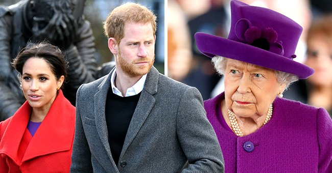 Queen Elizabeth II Breaks Her Silence over Meghan Markle and Prince Harry's Explosive Interview