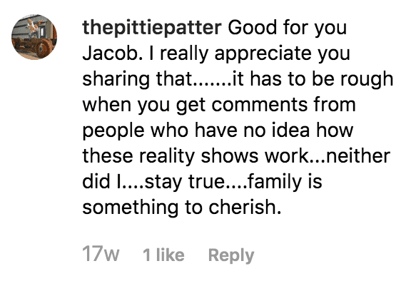"""Fan support's Jacob Roloff's decision to quit """"Little People, Big World""""   Source: instagram.com/jacobroloff45"""
