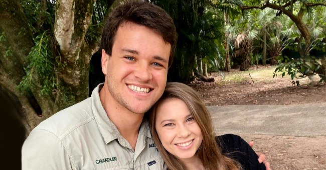 Bindi Irwin's Husband Chandler Powell Proudly Shares a New Snap of His Little Girl Grace