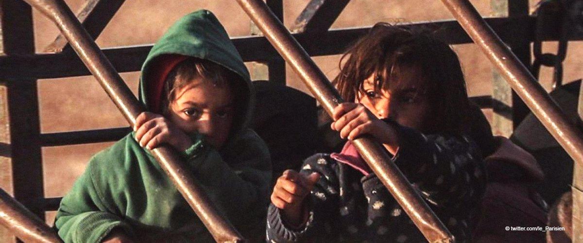 La France prend une décision concernant les enfants djihadistes : aujourd'hui, certains d'entre eux vont retourner dans leur famille