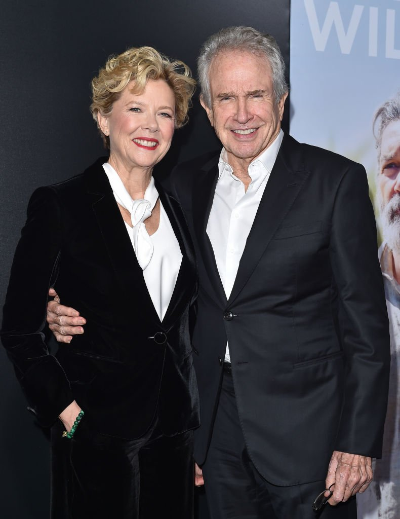 Annette Bening and Warren Beatty arrive at the premiere of Amazon Studios' 'Life Itself' at ArcLight Cinerama Dome on September 13, 2018   Photo: Getty Images