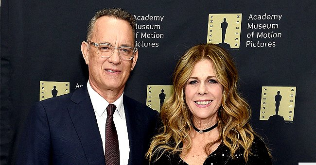 Rita Wilson Performs Acoustic Version of 'Broken Man' Amid COVID-19 Quarantine with Husband Tom Hanks