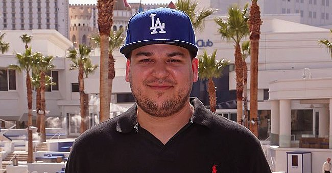 Take a Look at Rob Kardashian's Daughter Dream's Long Eyelashes in This Gorgeous Picture