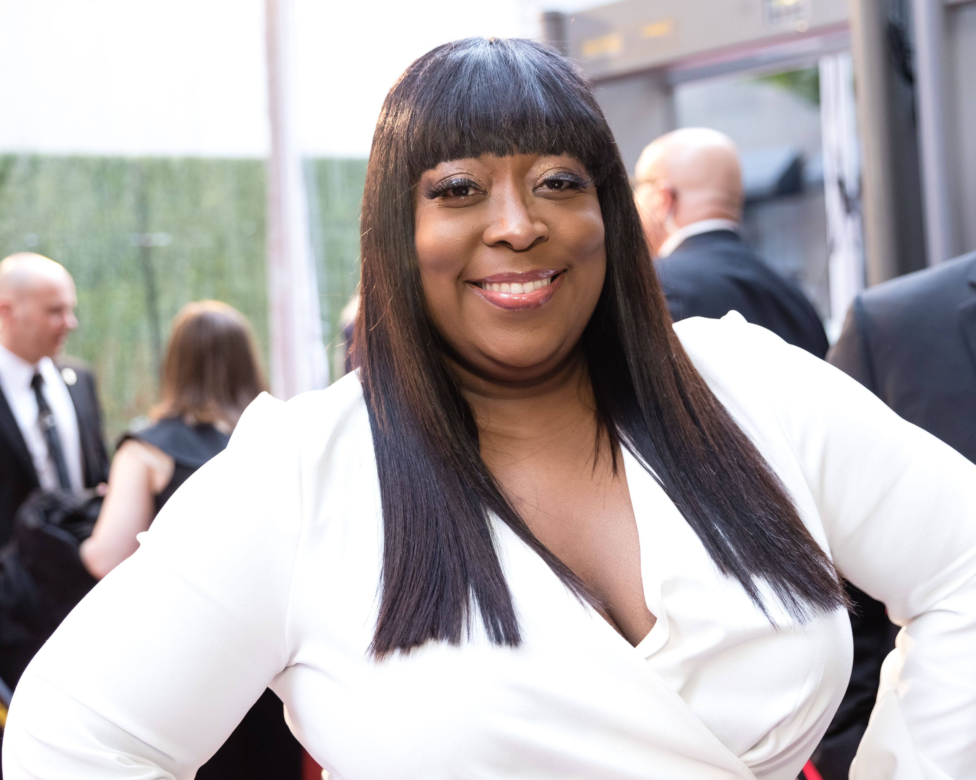 Loni Love attends Byron Allen's 4th Annual Oscar Gala to Benefit Children's Hospital Los Angeles at the Beverly Wilshire, A Four Seasons Hotel on February 09, 2020 in Los Angeles, California. | Source: Getty Images