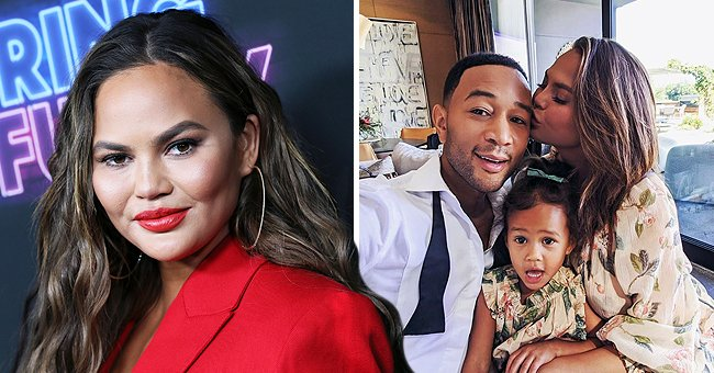 Jonh Legend's Wife Chrissy Teigen Opens up about Ins & Outs of Her Life and Reveals She Has a House Manager