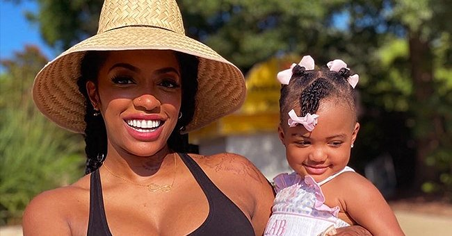 Porsha Williams Spends Time with Daughter Pilar at the Zoo – See Their Cute Photos