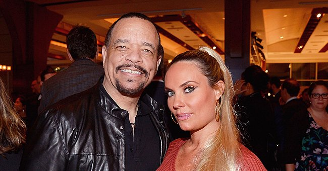 See Ice-T's Wife Coco's Gorgeous Look in a Stunning Portrait She Showed off from 10 Years Ago