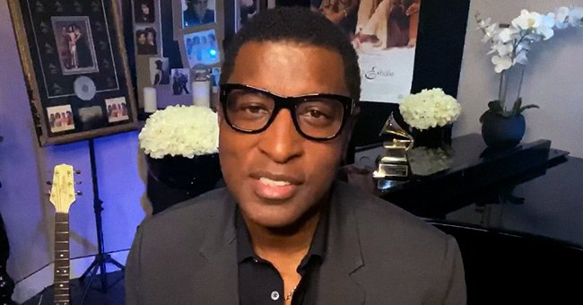 Kenneth 'Babyface' Edmonds Shares a Rare Photo Posing with His 3 Kids — Do They Look like Him?