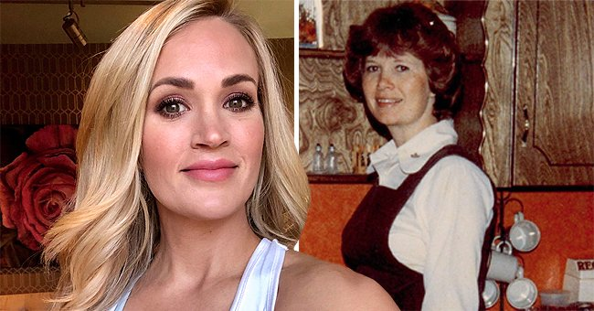 Carrie Underwood Shares Rare Photo of Mom Carole in an Emotional Mother's Day Post