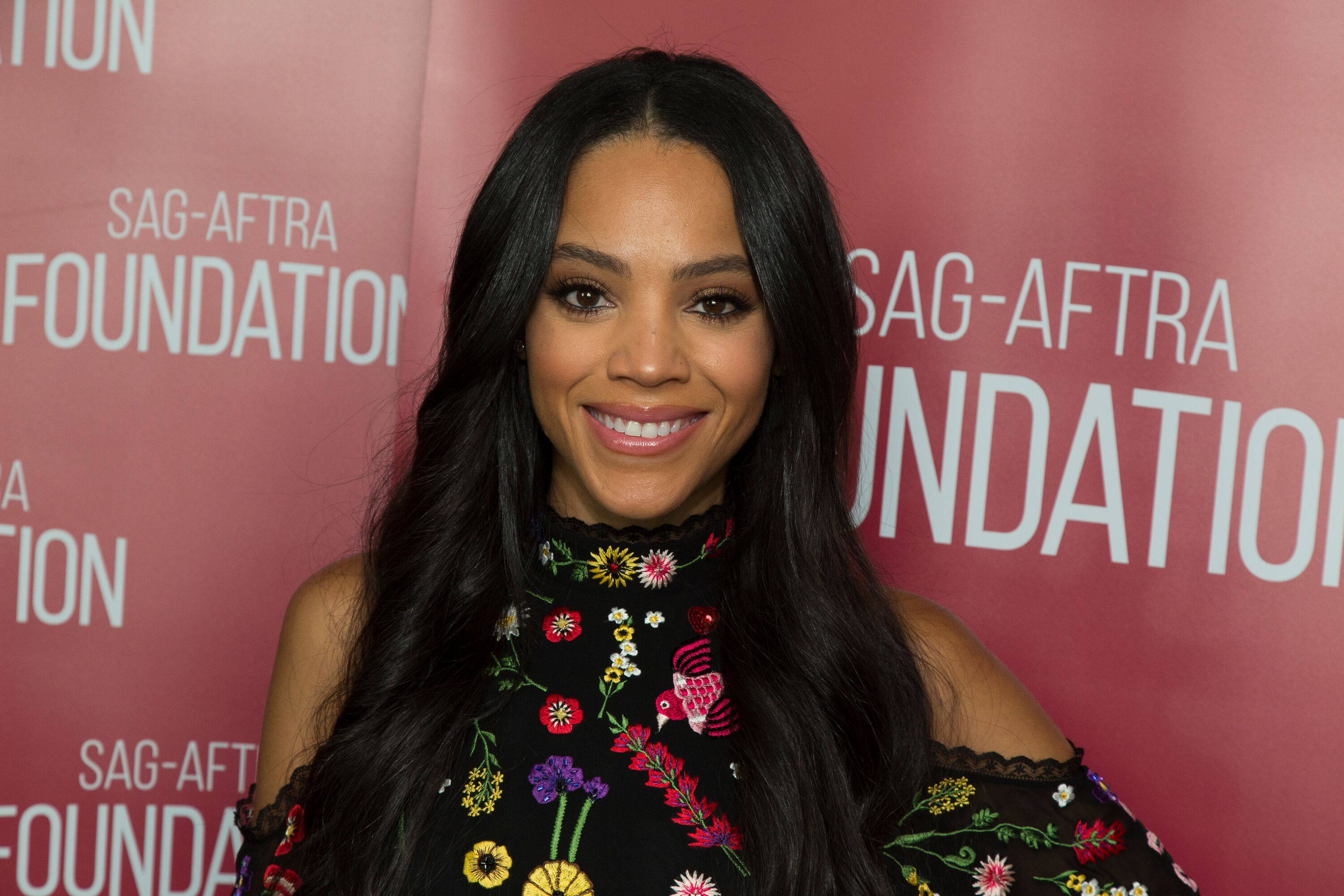 Bianca Lawson at a SAG-AFTRA Foundation benefit/ Source: Getty Images
